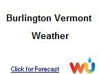 burlington weather